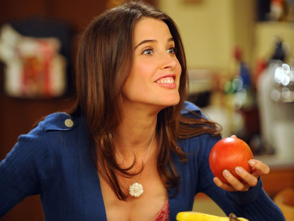"""Benefits"" -- Robin (Cobie Smulders) and Ted navigate being exes who are now roommates and discover they get along better when theyÕre sleeping together on HOW I MET YOUR MOTHER, Monday, January 12 (8:30-9:00 PM, ET/PT) on the CBS Television Network.  